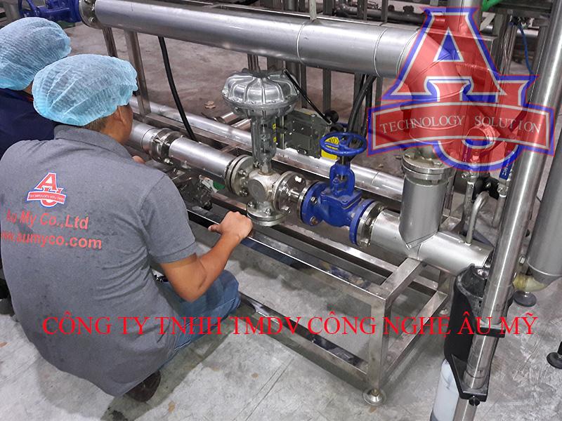 Cấu tạo van điều khiển khí nén hiện được chia thành van on/off và tuyến tính nen cấu tạo sẽ khác nhau về phần positioner