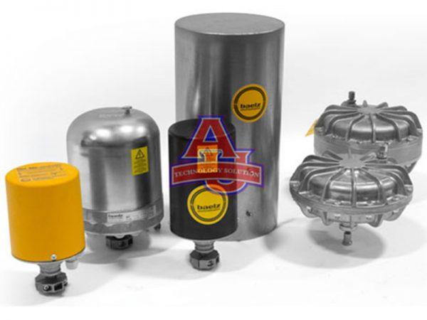 Bộ Actuator điều khiển van Model 373-E07 của hãng Baelz hiện được sử dụng rất nhiều trong các nhà máy.