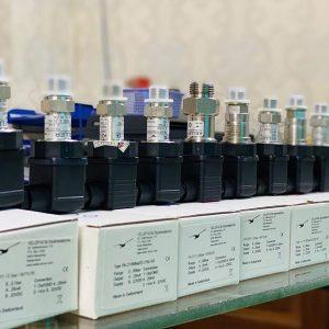cảm biến áp suất dầu thủy lực 400bar keller
