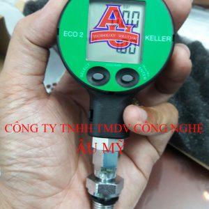 Đồng hồ áp suất ECO2 Keller