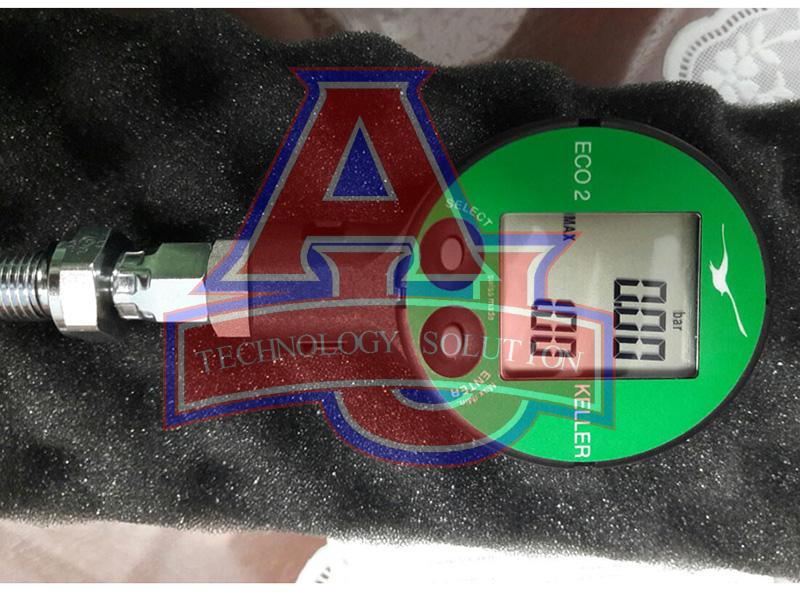 Đồng hồ đo áp suất điện tử ECO2 đến từ thương hiệu Keller của Thụy Sỹ. Với chất lượng chuẩn Châu Âu và giá thành lại rất hấp dẫn.