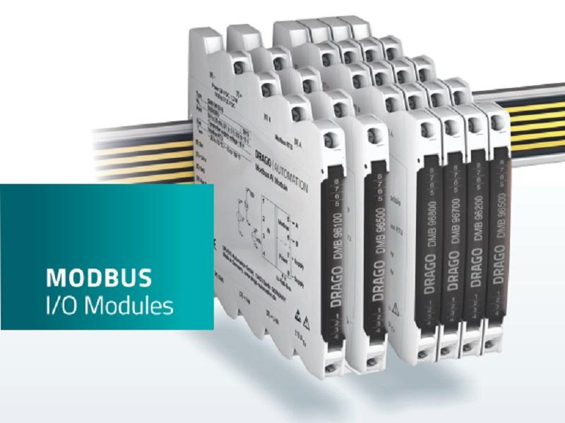 Bộ chuyển đổi tín hiệu 4-20mA snag modbus RS485 DMB 96100