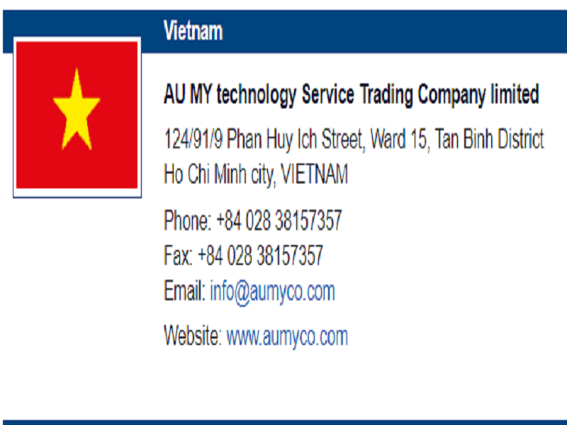 Thông tin đại diện Drago tại Việt Nam
