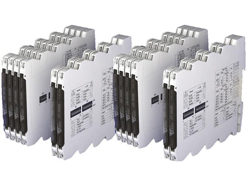 So sánh một số bộ chia tín hiệu dòng analog 4-20mA với DN21000