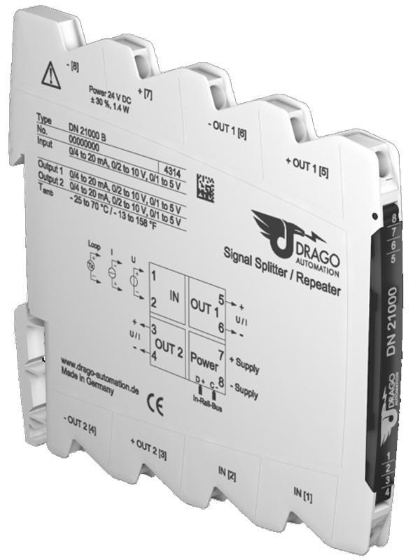 Bộ chia tín hiệu dòng DN21000/Drago