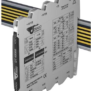 Bộ chuyển đổi tín hiệu nhiệt độ PT100 DT45000