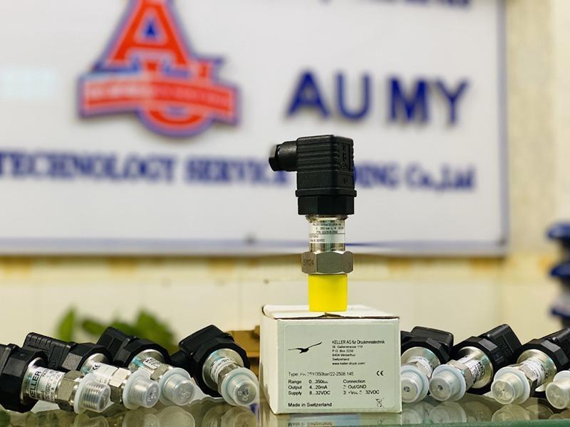 Cảm biến áp suất chất lỏng dạng màng. sẽ phù hợp cho các ứng dụng đo chất lỏng dạng sệt