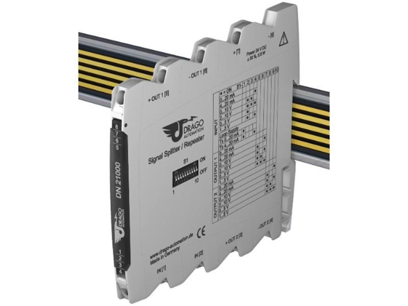 Bộ chia tín hiệu 4-20mA DN21000 của Đức (Drago)