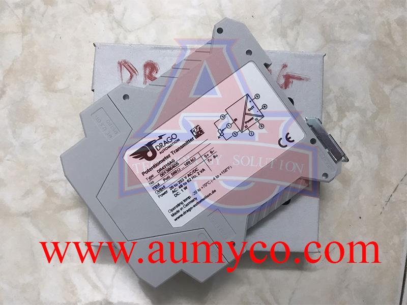 Bộ chuyển đổi tín hiệu DR4310 sản phẩm dùng chuyển đổi tín hiệu biến trờ sang tín hiệu 4-20mA và 0-10V
