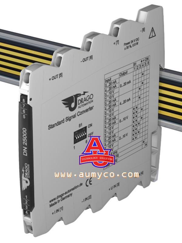 Bộ chuyển đổi tín hiệu 4-20mA DN25000
