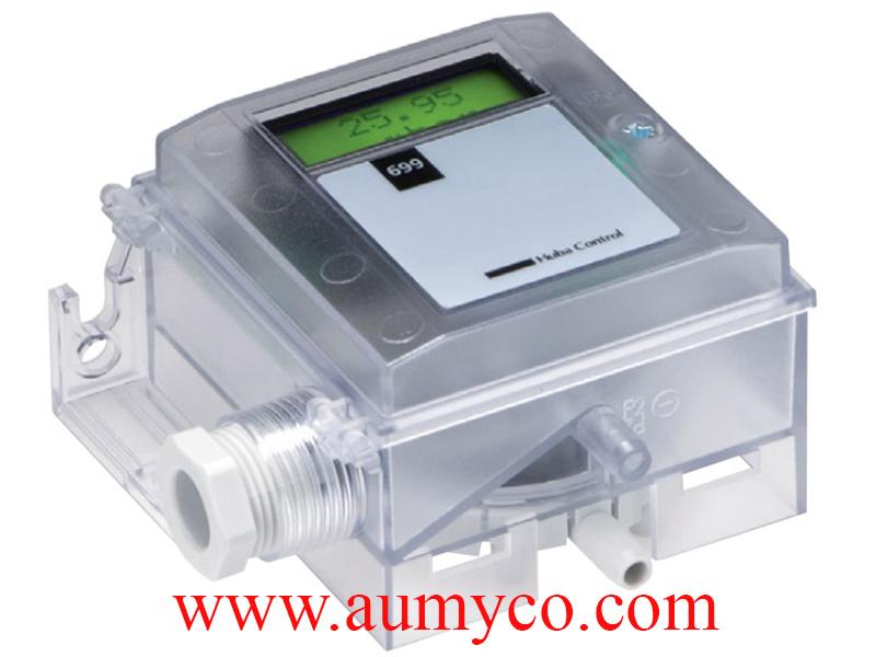 Cảm biến đo chênh áp huba control 699