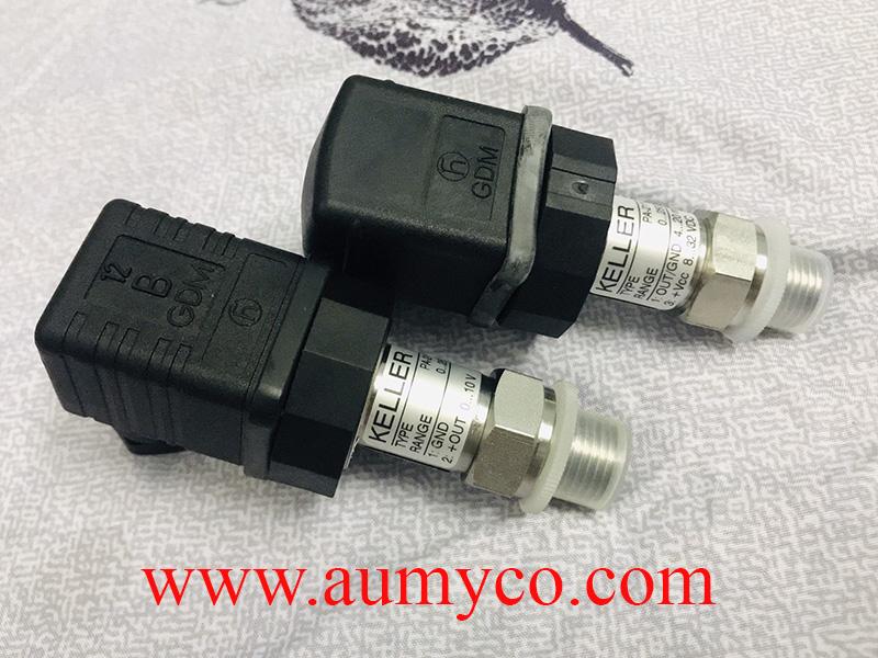 Cảm biến áp suất 250bar sản phẩm đến từ hãng Keller Thụy Sỹ. Chất liệu Inox 316L độ bền cao giá thành lại rất tốt