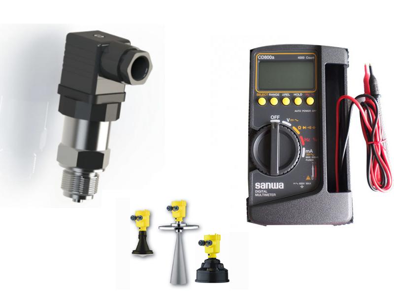 Kiểm tra tín hiệu 4-20mA passive bằng đồng hồ