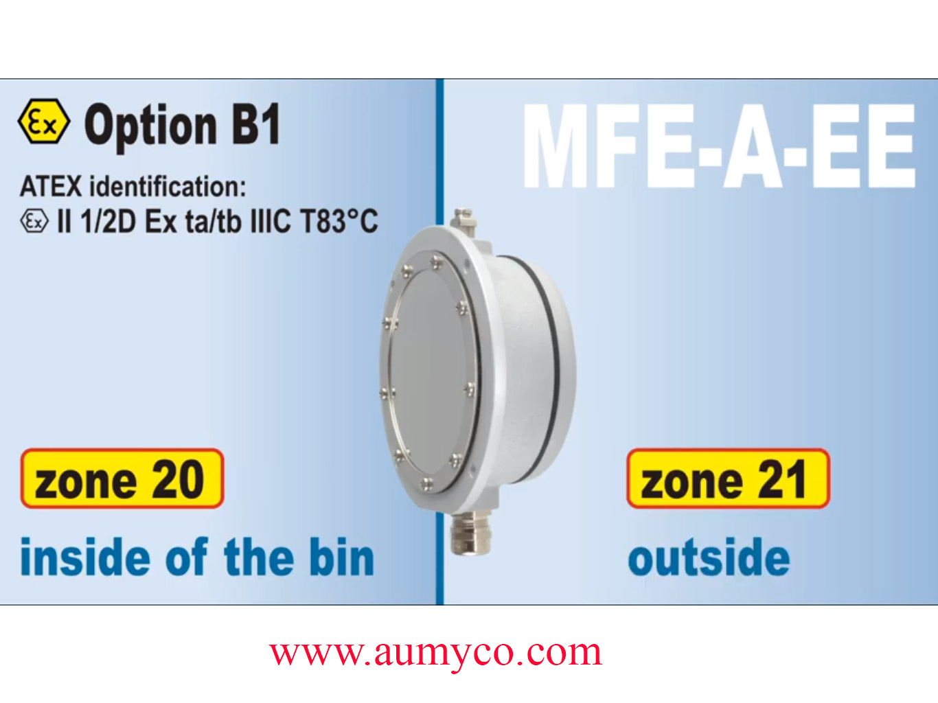 Cảm biến báo mức MFE-A