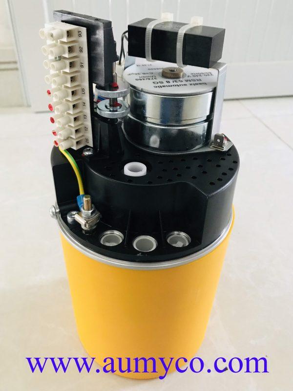 Actuator 373-E07 cho van on-off