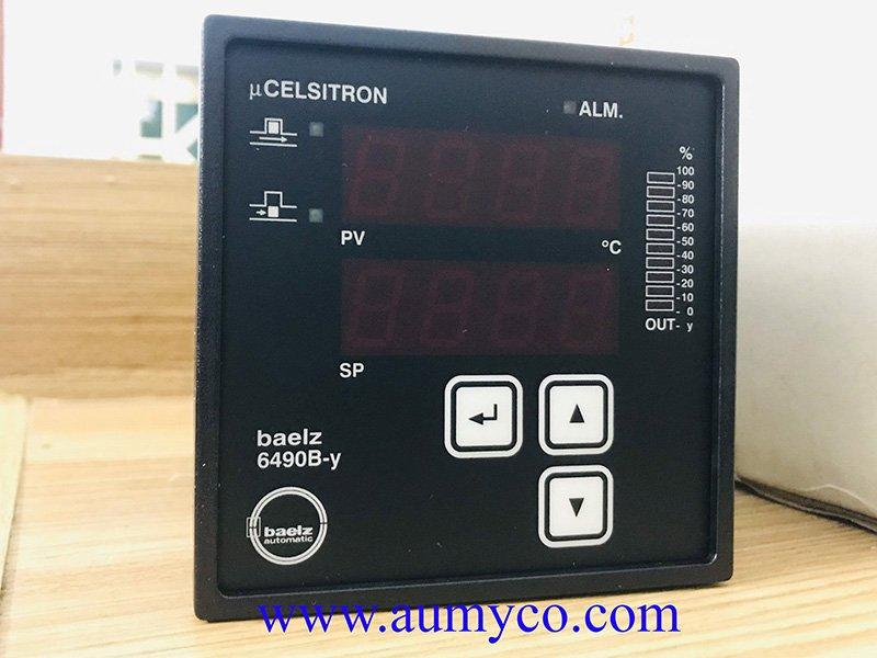 Đồng hồ điều khiển nhiệt độ 6490B-Y